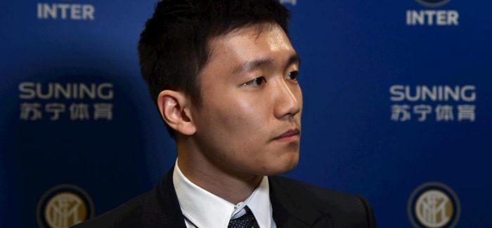 """Inter, Steven Zhang paralajmeron: """"Ja cfare merkato do te kete tek Interi tani e mbrapa. Icardi? Nga PSG me kane thene se jane te lumtur."""""""