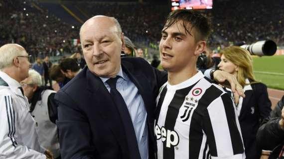 Dybala-Inter, vjen nje lajm shume i mire nga Franca per Marotten dhe Ausilion