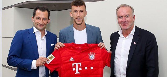 ZYRTARE – Perisic kalon tek Bayern Munich: ja shifrat dhe detajet e operacionit