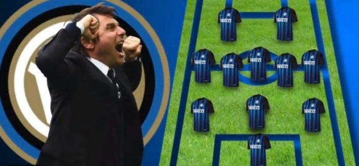 Inter, sa shume dyshime per Conten ne formacionin anti-Napoli: ja te rejat e fundit!