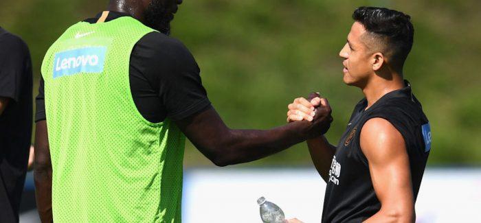Cagliari-Inter, ja formacioni qe ka ndermend Conte. Po Sanchez? Nga stervitja e pare me Interin ka treguar se mund te grumbullohet.