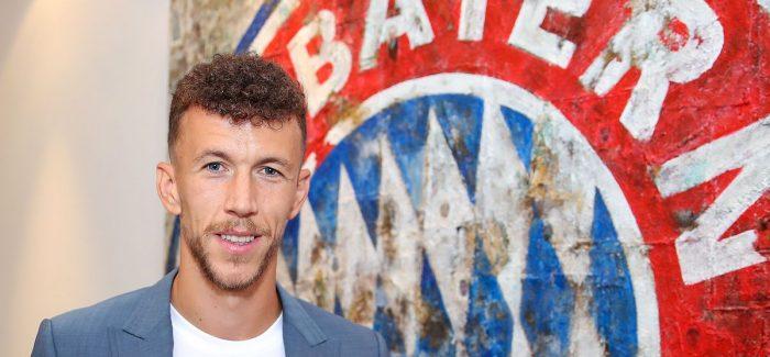 """Perisic prezantohet tek Bayern por lavderon Conten dhe Interin: """"Tek Bayern per te fituar, por me Interin dhe Conten jam stervitur shume."""""""