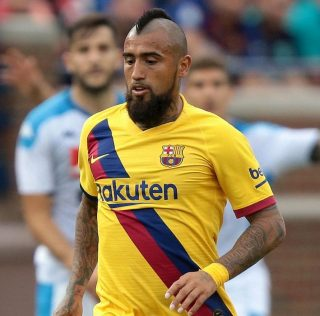 ESPN – Barca, Vidal hap ceshtje? E di qe nuk do luaje me Realin dhe largohet nga stervitja: Interi ne sfond?