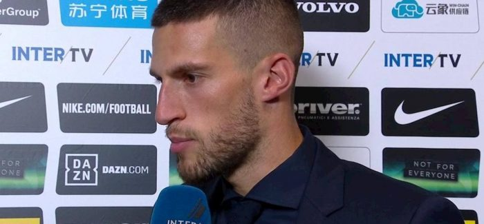"""Biraghi, cfare fjalesh per mediat: """"Inter, cfare dritherimash me vijne kur kujtoj te kaluaren. Meazza eshte magjik."""""""