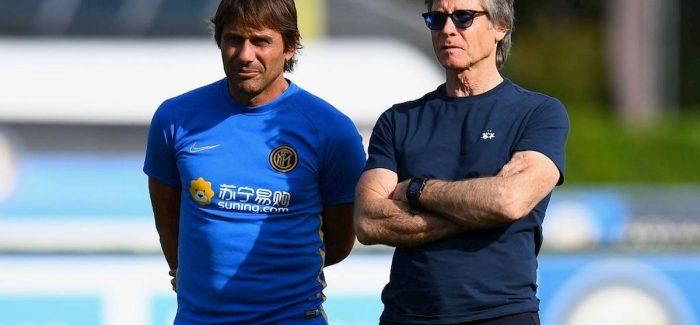 Inter, Conte po pergatit nje eksperiment te rendesishem: nese do ja dale, do te jete nje super lajm!