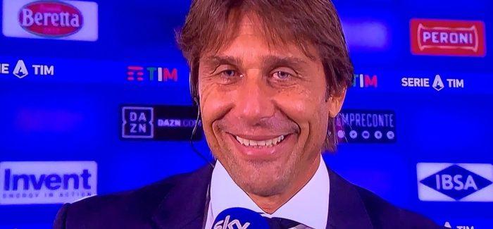 """Conte, cfare fjalesh: """"Goli pas te kuqit mund te vriste nje elefant por jo Interin. Por vetem koha do e tregoje ambicjen tone."""""""