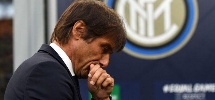 Inter, Conte ka marre nje vendim: rrezikojne shumica e lojtareve. Edhe Skriniar ne liste!