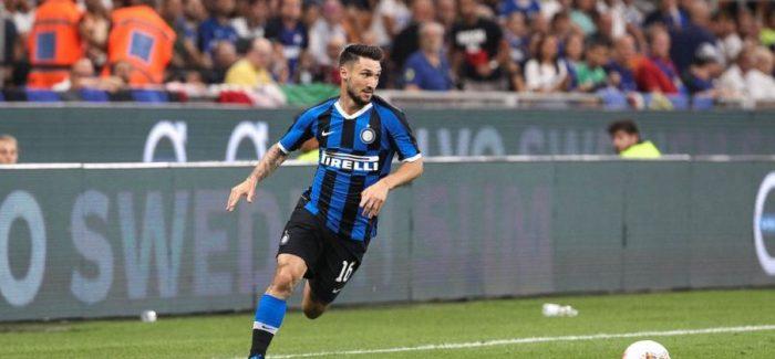 Drejt Sassuolo-Inter – Dy jashte dhe Sensi nuk rrezikon. Nga minuta e pare Bastoni, Politano dhe Gagliardini!