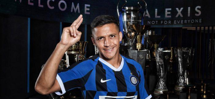 """Inter, flet Sanchez per here te pare: """"Ja pse u transferova tek Interi. Sekreti? Eshte nje dhe i vetem."""""""