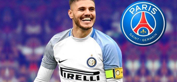 E FUNDIT – Inter, zbulohet oferta e fundit e PSG per Icardin: ja shifrat!