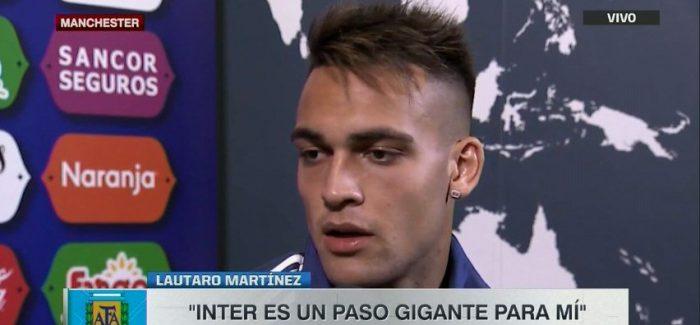 """E FUNDIT, flet agjenti i Lautaros: """"Pergenjeshtroj gjithcka cfare eshte folur dje ne media. Nuk kame thene kurre qe e dua tek Barcelona."""""""