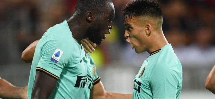 Gazzetta – Drejt Inter-Napoli per Kupe: rikthehet Lautaro, po Lukaku ne stol? Moses dhe Biraghi nga minuta e pare!