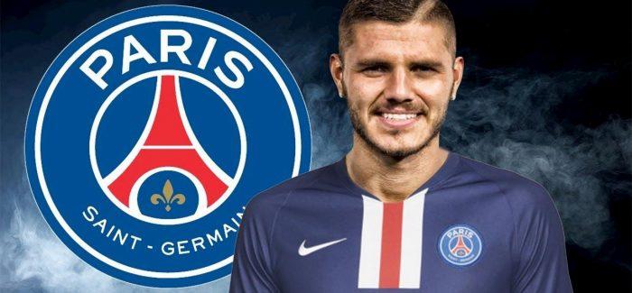 E FUNDIT nga Parisi – Mauro Icardi tek PSG, ja pamjet e para! Wanda ne seline e klubit, Mauro duke bere vizitat!