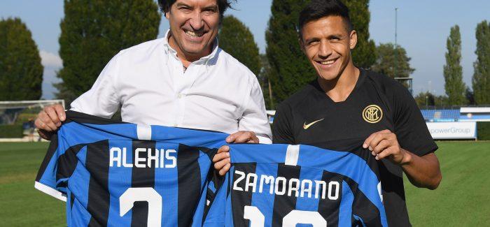 "Zamorano i bindur paralajmeron tifozet e Interit per Sanchez: ""Do ta shikoni vete se sa thelbesor do te behet ai per Interin."""