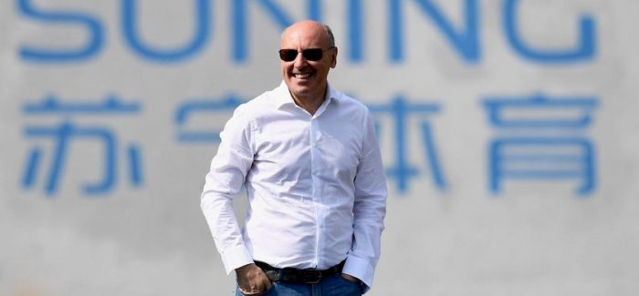 "Inter, bombe nga Gazzetta: ""Marotta, sulm te dyfishte: per janarin ka emra te pabesueshem ne mesfushe."""