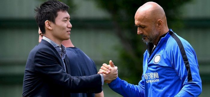 """Spalletti, zbulohet mesazhi qe i ka derguar Zhang: """"Ne nuk jemi budallenj eh."""""""