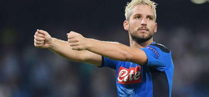 Mertens deshiron Interin ne janar: Napoli fikson cmimin, Marotta dhe Ausilio po mendohen