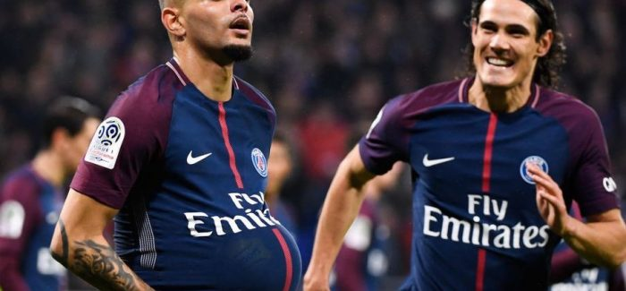 Merkato, Inter hidhet ne sulm per lojtarin e PSG ne skadence kontrate