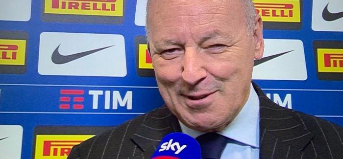 """Pedulla zbulon: """"Inter, Marotta ka nje enderr per krahun e majte: menjehere pas Hakimi ai ka vendosur qe te bleje nje TOP PLAYER."""""""