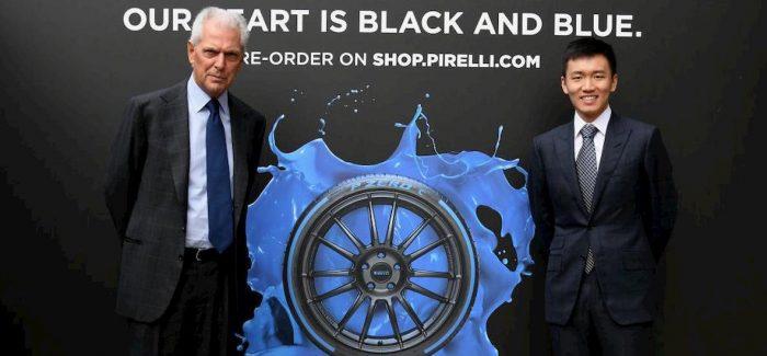 Inter, Pirelli hap rrugen: ja shifrat e medha qe mund te sjelle super sponsori i ri!