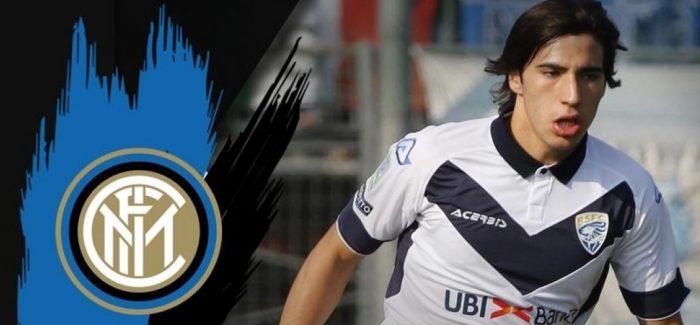 Sport Mediaset – Brescia i thote po ofertes se Interit per Tonalin? Ja detajet!