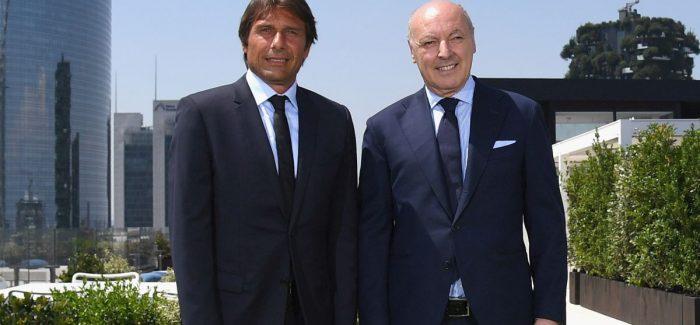 """Inter, Pedulla jep lajmin e bujshem: """"Jo Cavani, ja kush eshte objektivi i madh i Marottes dhe Contes ne sulm."""""""