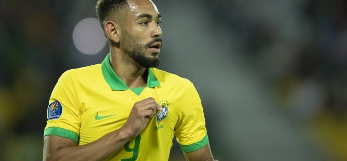 Ne Gjermani – Interi ka vene ne shenjester nje sulmues brazilian qe luan ne Bundeslige: ja detajet!