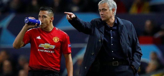 "Sanchez sulmon Mourinhon: ""Ja cfare ndodhi tek Manchester United."""