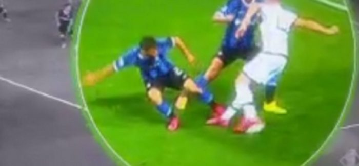 MOVIOLA – A ishte penallti nderhyrja e Barella-Godin ndaj Kulusevski?