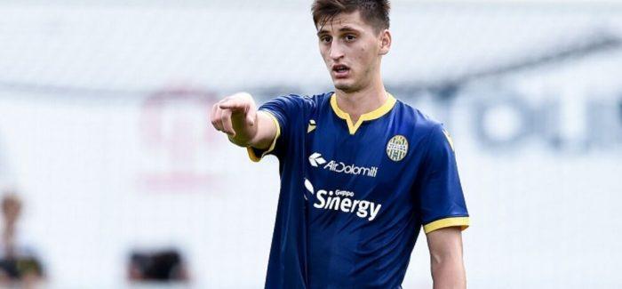 """Pedulla zbulon detajet: """"Ja pse Interi ka hequr dore nga Kumbulla: gjithcka ka te beje me objektivin e madh Sandro Tonali."""""""