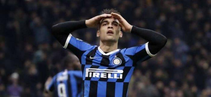 "Ne Spanje – ""Barcelona dorezohet per Lautaron po ka gati sulmin per nje objektiv te Interit: ja detajet."""