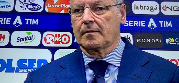 """Inter, eshte shume afer nje plusvalence te madhe? """"Marotta eshte optimist: ja detajet."""""""