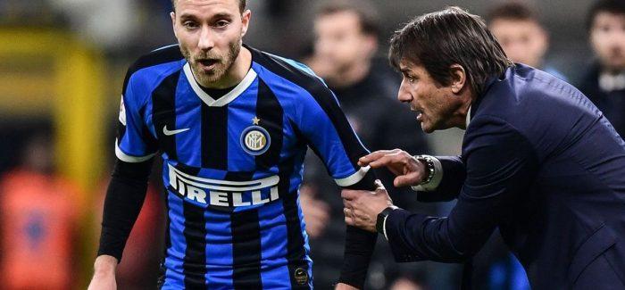 "La Repubblica ndez alarmin: ""Eriksen, sa situate e cuditshme. Nga Interi mohojne, por te vjen turp kur…"""