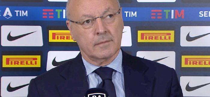 """Inter, shume afer largimi i pare nga skuadra? """"Marotta ka arritur marreveshjen me Genoan: lojtari do te largohet me parameter 0."""""""