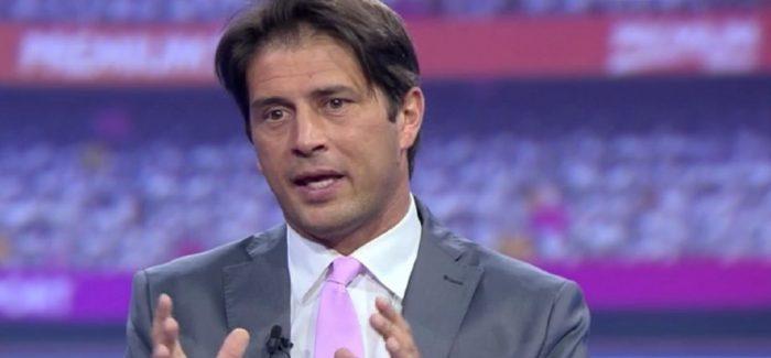 """Inter, Tacchinardi nuk e shpjegon dot: """"Conte? Di te them qe ka gabuar dhe e ka ekzagjeruar. Ai eshte i fiksuar pas…"""""""