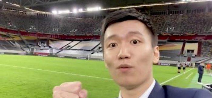"""Inter, Steven Zhang ka gati 'goditjen' e madhe brenda 2020: """"Tashme ka filluar gara dyshe per…"""""""