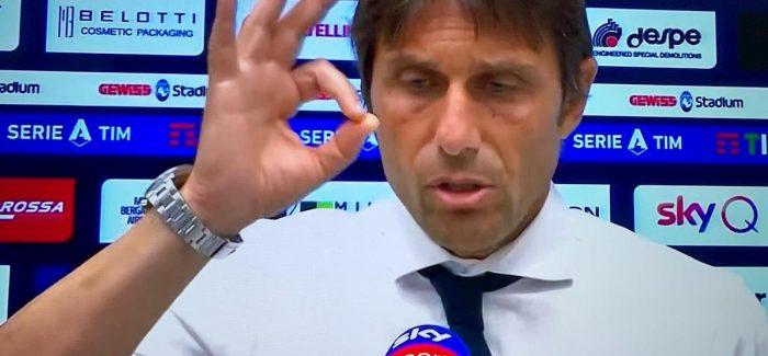 """Sport Mediaset zbulon: """"Inter-Milan, Antonio Conte ka vetem nje dyshim te madh: nje surprize nga minuta e pare?"""""""