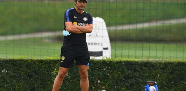 """Inter, Conte me ne fund dorezohet: """"Ai ka vendosur bashke me skuadren qe te heqe dore nga ideja e lindur ne vere per…"""""""