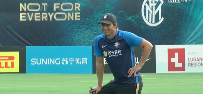 "Inter-Lugano, cfare emocionesh: ""Sot per here te pare Conte do te hedhe ne fushe ndaj nga minuta e pare…"""