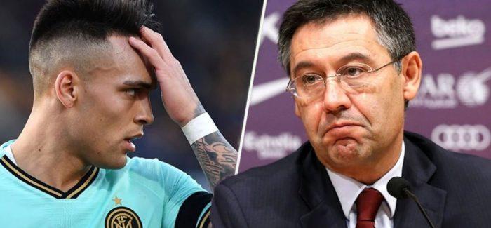 "Mundo Deportivo zbulon: ""Ja cmenduria qe beri Barcelona kete vere per Lautaro Martinez: me shume se 15…"""