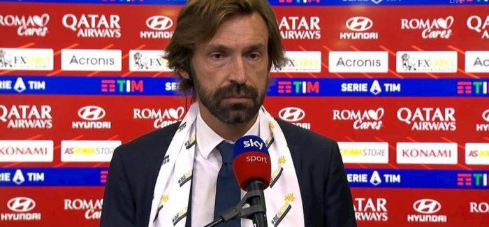 """Juventus, Pirlon nuk e mban vendi: """"Cfare gabimi kemi bere sot duke pare se kemi ndeshje me Interin: do ishte me mire sikur…"""""""