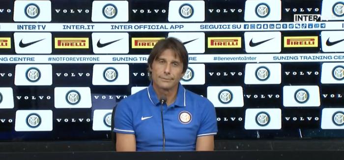 "Inter, flet edhe Conte ne prag te derbit: ""Cfare mendoj per fjalet e Eriksen? Besoj se ai ka marre…"""