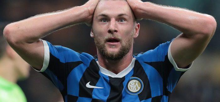 Inter, refuzohet oferta e pare per Skriniar nga Tottenham: ja shifrat dhe detajet!