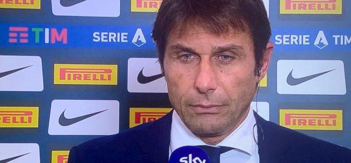 """Conte e pranon me ne fund: """"Po, ka te drejte Lukaku. Interi kete sezon ka humbur shume nga…"""""""