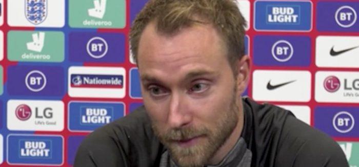 """Corriere – Conte ka marre nje vendim drastik per Eriksen? """"Ne rast se ai do te perjashtohet…"""""""