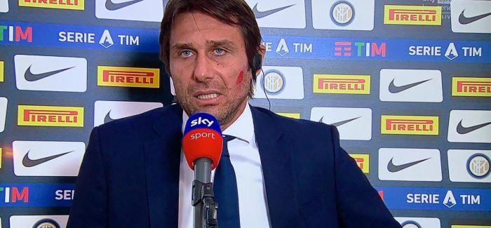 """Conte nuk permbahet pas ndeshjes: """"Ju nuk mund te flisni keshtu. Mendoj se futbolli im ka treguar se…"""""""