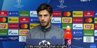 "Ranocchia, cfare fjalesh: ""Tentojne gjithmone te hedhin poshte Interin: tani flisni per Hakimin, por ai…"""