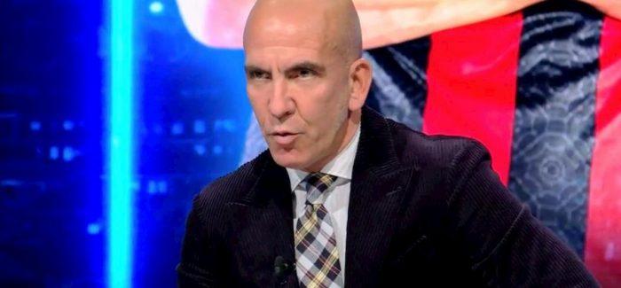 "Di Canio sulmon ashper Lukaku: ""Cfare lojtari eshte ky? Ai nuk do te jete kurre ne nivelin…"""