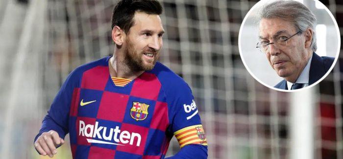 """Barca, cfare zbulimi per mediat: """"Ja super oferta e Interit per Messin: te tjeret do kishin thene po sepse…"""""""