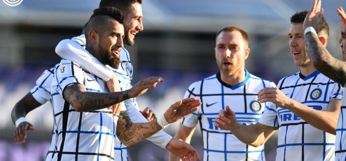 """Inter, Gazzetta i habit te gjithe: """"Ja kush ishte me i miri i ndeshjes ndaj Fiorentines: as Hakimi e as Lukaku, por…"""""""